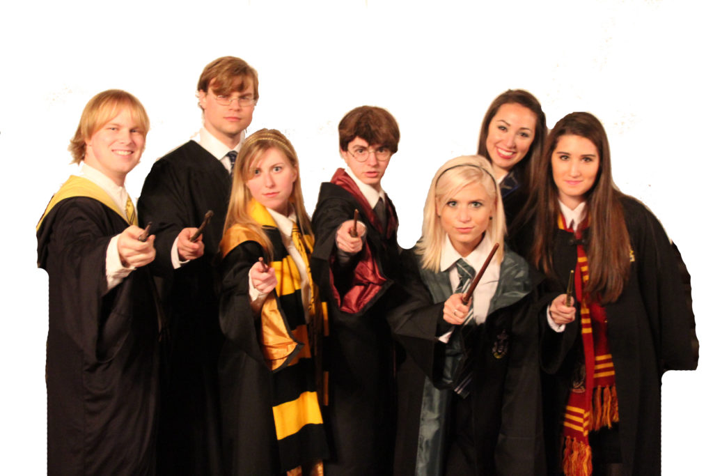 Prefects good picture for press wizards gathering